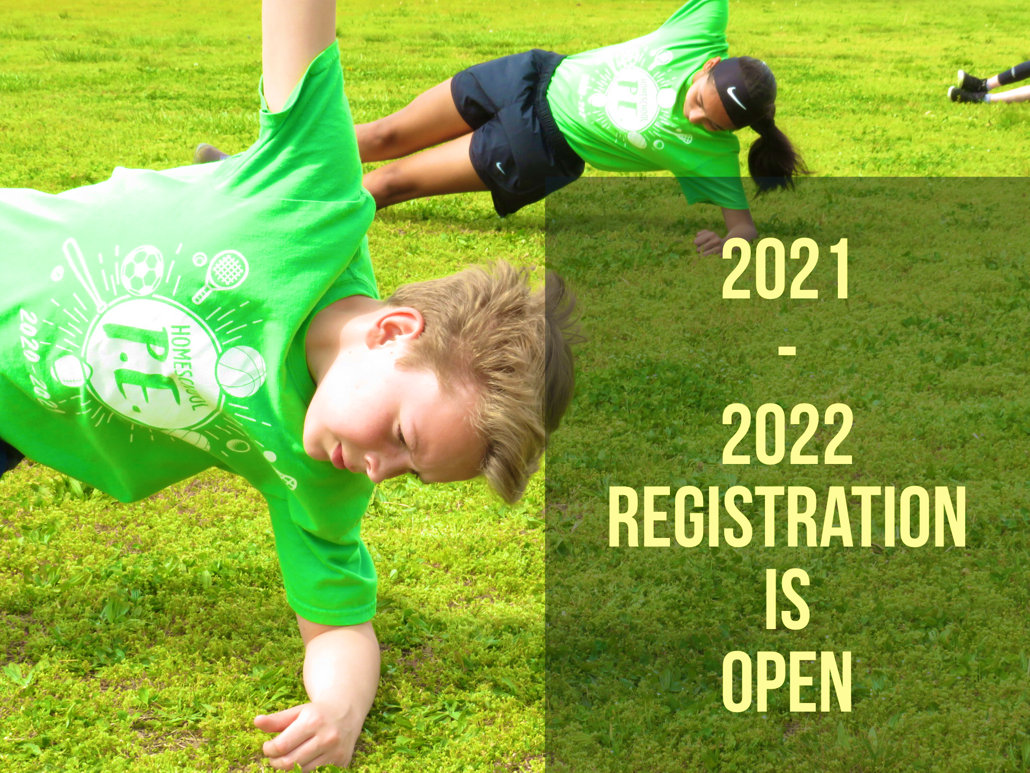 2021 – 2022 Registration Page